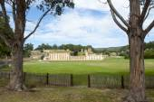 Port Arthur Convict Museum Tasmania Australia — Stock Photo