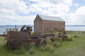 Darlington Maria Island Tasmania Convict Ruin — Stock Photo