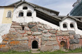 Соловецкий монастырь, Россия — Стоковое фото