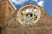Ruins of Winchester Palace in London — Stock Photo
