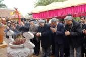 Personer deltog i traditionell festival — Stockfoto