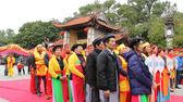 Group ha partecipato a festival tradizionale — Foto Stock