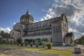 Iglesia de Jesús de Miramar — Foto Stock