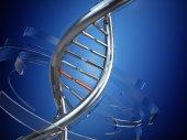 DNA model — Stock Photo