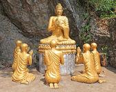 Buddha Statue - Luang Prabang Laos — Stock Photo
