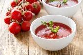 Tomato soup — Foto Stock