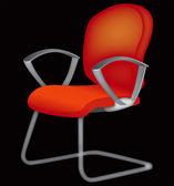 Illustration chair — Stock Vector