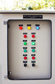 Electrical switch — Stock Photo