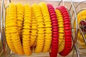 Lane ropes — Stock Photo