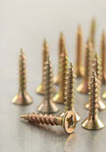 Screws tool — Stock Photo