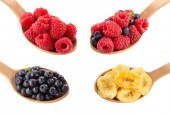 Fruit and berry — Stock Photo