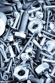Hardware tools as background  — 图库照片