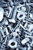 Hardware tools as background  — Photo