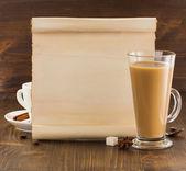 Coffee concept background — Stock Photo