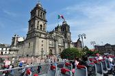 Mexico City Metropolitan Cathedral — Stock Photo