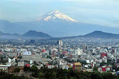 Mexico City Landscape — Stock Photo