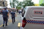 Queensland Police Service (QPS) -Australia — Stock Photo