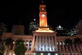 Brisbane City Hall - Queensland Australia — Stock Photo
