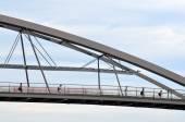 Goodwill Bridge - Brisbane Australia — Stockfoto