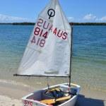 Sailing in Gold Coast Queensland Australia — Stock Photo #55363501