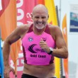 Grant Kenny race in Coolangatta Gold 2014 — Stock Photo #57060949