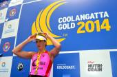 Naantali Marshall at Coolangatta Gold 2014 — Stock Photo