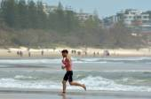Coolangatta Gold 2014 Queensland Australia — Stock Photo