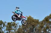 Hollywood Stunt Driver 2 show in Movie World Gold Coast — Stock Photo