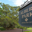 Постер, плакат: Albert park Auckland New Zealand