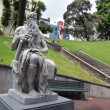 Moses statue in Auckland New Zealand  — Stock Photo #62011287