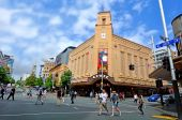 Auckland Civic Theatre - New Zealand — Stock Photo