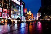 Shanghai - Nanjing Road — Stock Photo
