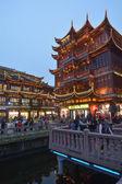 Shanghai -  Yuyuan Tourist Mart  — Stock Photo