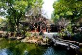 Shanghai - Yu Garden — Stock Photo