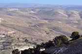 Landscap of the Judaean Desert — Stock Photo