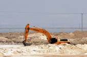The Dead Sea Works - Israel — Stock Photo