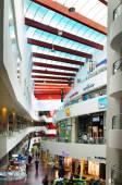 Dizengoff Center in Tel Aviv, Israel — Stock Photo