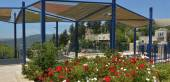 Ein Kerem village in  Jerusalem - Israel — Stock Photo