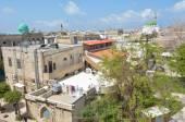 Acre Akko old city port skylin — Stock Photo