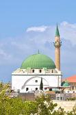 Jezzar Pasha White Mosque — Stock Photo