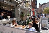 Carnaby Street London UK — Stock Photo