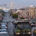 ������, ������: Oakland Bay Bridge San Francisco