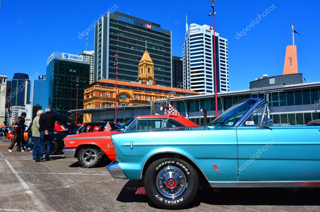 Us Muscle Cars Car Show Stock Editorial Photo C Lucidwaters