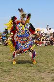 Amérindien non identifiés à la nyc pow wow à brooklyn — Photo