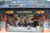 US Open collection store during US Open 2014 at Billie Jean King National Tennis Center — 图库照片