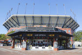 US Open collection store during US Open 2014 at Billie Jean King National Tennis Center — Foto Stock
