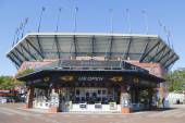 US Open collection store during US Open 2014 at Billie Jean King National Tennis Center — ストック写真