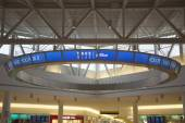 JetBlue Terminal 5 at John F Kennedy International Airport in New York — Stock Photo