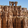 The Three Sisters Hoodoo in Bryce Canyon National Park, Utah — Stock Photo #58234467