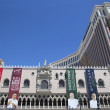 The Venetian Resort Hotel Casino facade — Stock Photo #60244705
